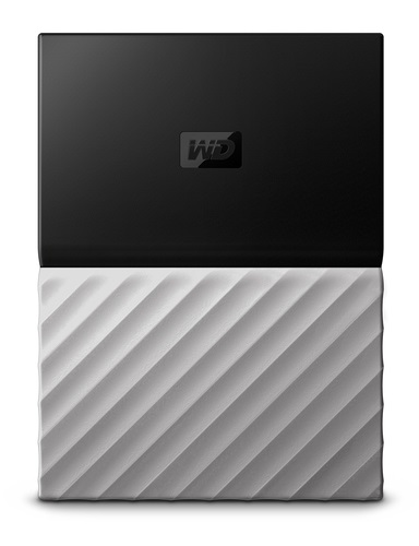 "Ext. HDD 2,5"" WD My Passport Ultra 1TB černo-šedá"