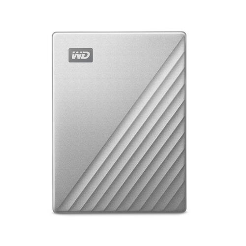"Ext. HDD 2,5"" WD My Passport Ultra 4TB stříbrná"