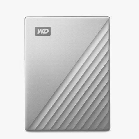"Ext. HDD 2,5"" WD My Passport Ultra for MAC 5TB"