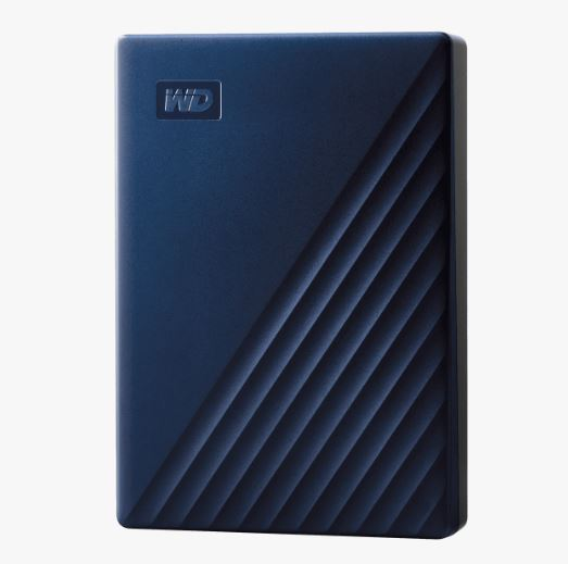 "Ext. HDD 2.5"" WD My Passport for MAC 5TB USB 3.0"