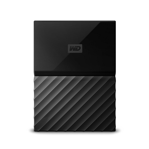 "Ext. HDD 2,5"" WD My Passport 2TB USB 3.0 černý"