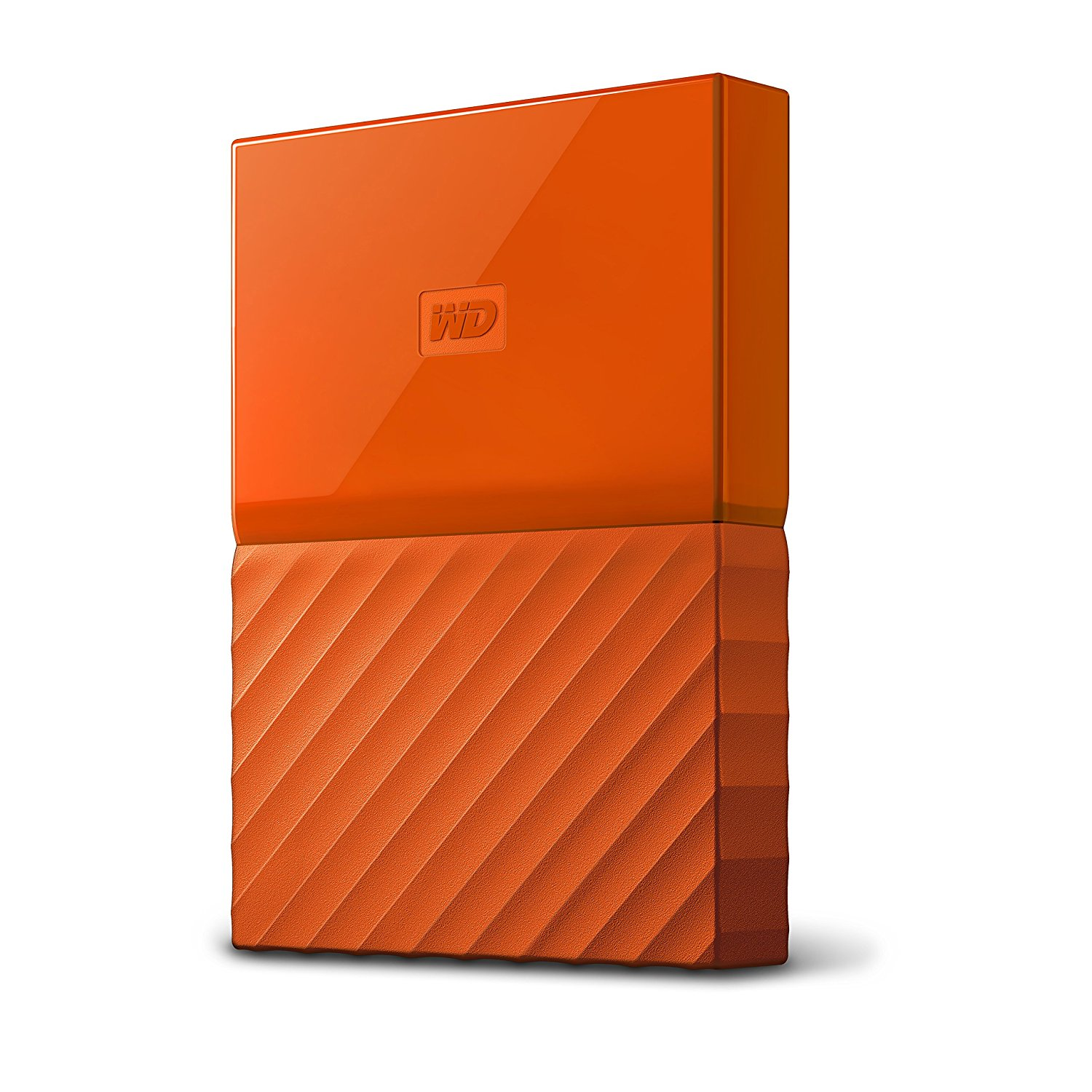 "Ext. HDD 2,5"" WD My Passport 4TB USB 3.0 oranžový"