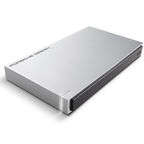 Ext. HDD LaCie Porsche Design Mobile 2TB USB 3.0