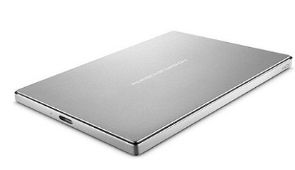 Ext. HDD LaCie Porsche Design Mobile 2TB USB 3.1