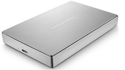 Ext. HDD LaCie Porsche Design Mobile 4TB USB 3.1