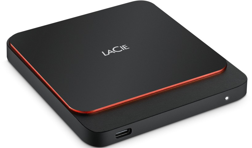 Ext. SSD LaCie Portable SSD 500GB
