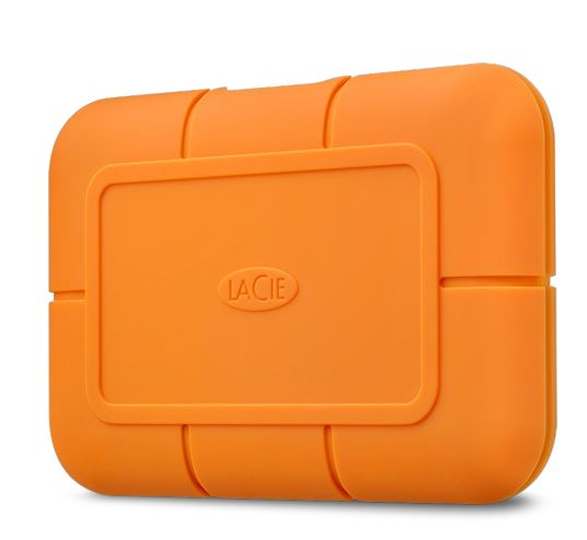 Ext. SSD LaCie Rugged SSD 500GB