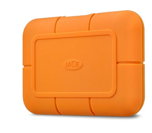 Ext. SSD LaCie Rugged SSD 2TB