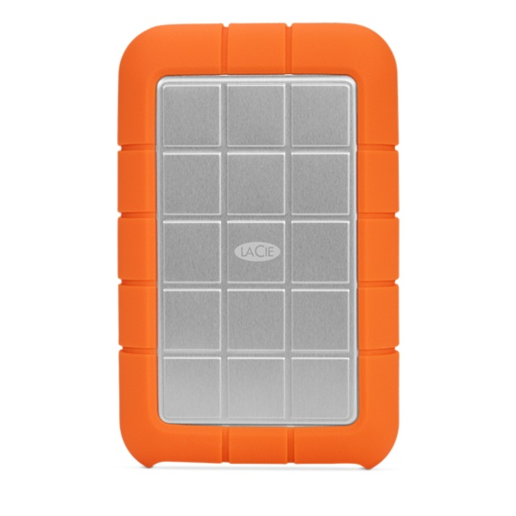 Ext. HDD LaCie Rugged Triple 1TB FW800 USB 3.0