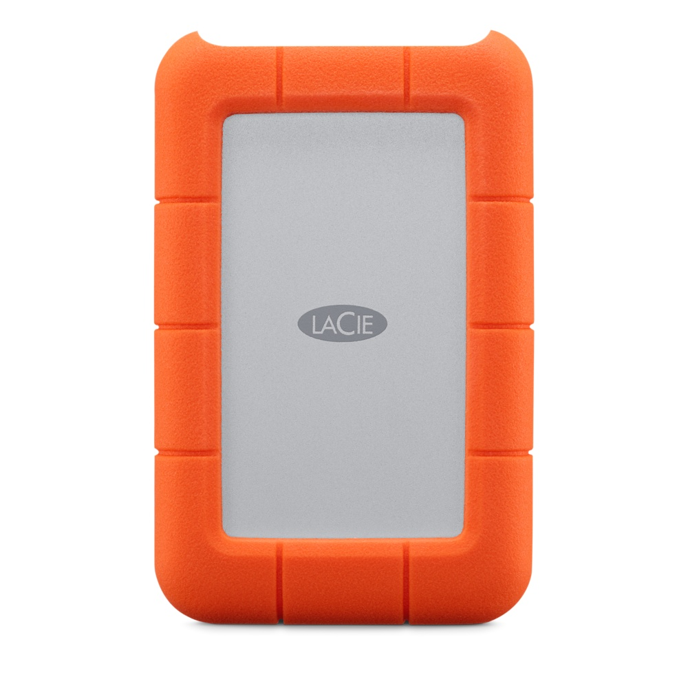 Ext. HDD LaCie Rugged USB-C 4TB USB 3.1
