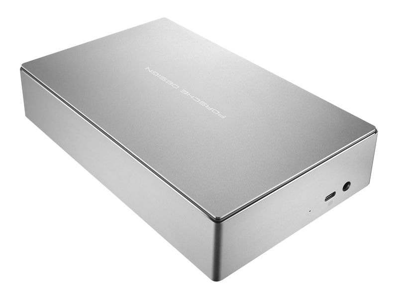 Ext. HDD LaCie Porsche Design Desktop 8TB USB 3.1