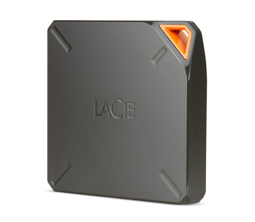 Ext. HDD LaCie Fuel 1TB Wi-Fi USB 3.0