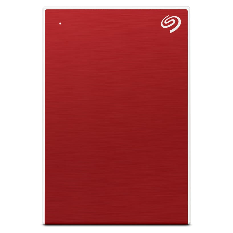 "Ext. HDD 2,5"" Seagate Backup Plus Slim 2TB červený"