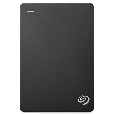 "Ext. HDD 2,5"" Seagate Backup Plus Port. 4TB černý"