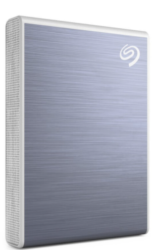 Ext. SSD Seagate One Touch SSD 500GB modrá