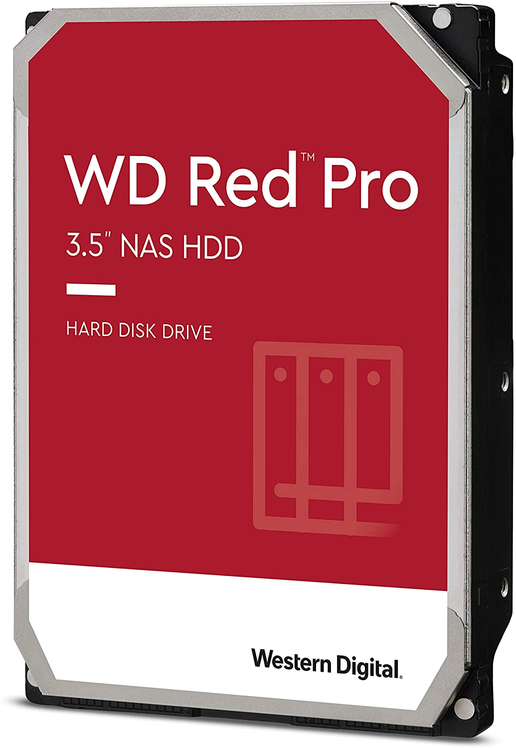 HDD 8TB WD80EFBX Red Plus 256MB SATAIII 7200rpm