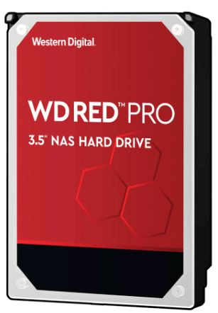 HDD 12TB WD121KFBX Red Pro 256MB SATAIII 7200rpm
