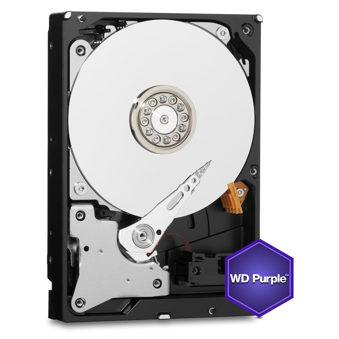 HDD 12TB WD121PURZ Purple 256MB SATAIII 7200rpm