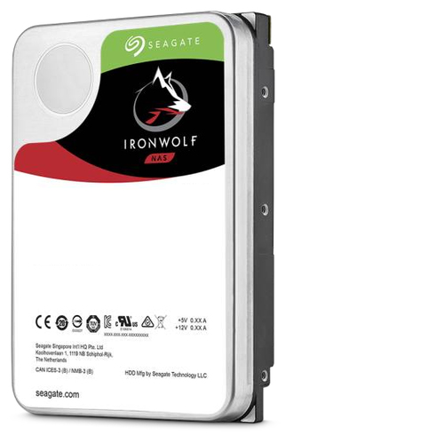HDD 12TB Seagate IronWolf 256MB SATAIII 7200rpm