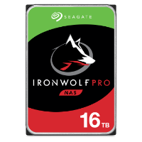 HDD 16TB Seagate IronWolf Pro 256MB SATAIII NAS 5R