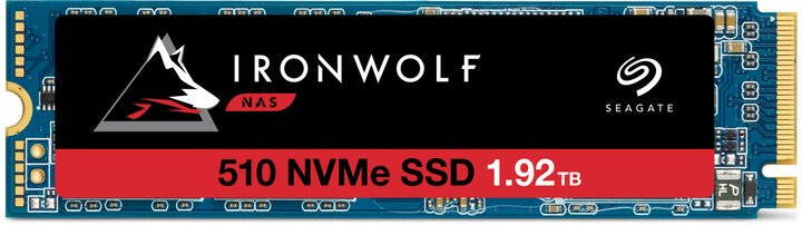 SSD 1.92TB Seagate IronWolf 510 NVMe M.2 PCIe G3x4
