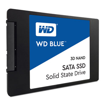"SSD 2,5"" 500GB WD Blue 3D NAND SATAIII 7mm"