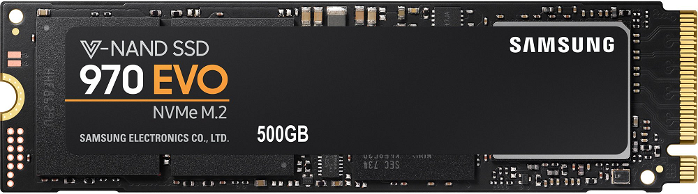 SSD M.2 500GB Samsung 970 EVO PLUS