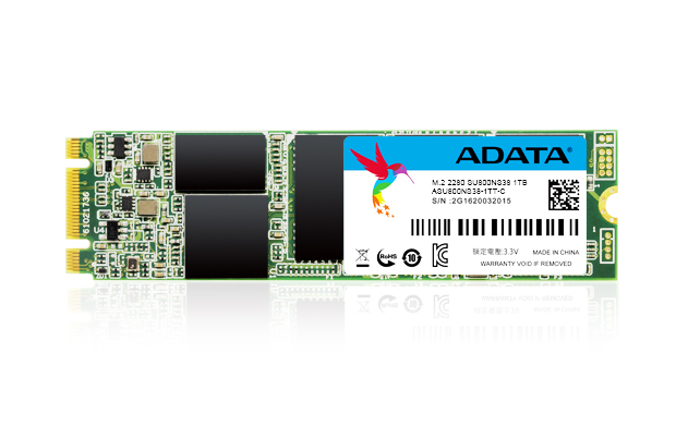 ADATA SSD Ultimate SU800 256GB M.2 2280