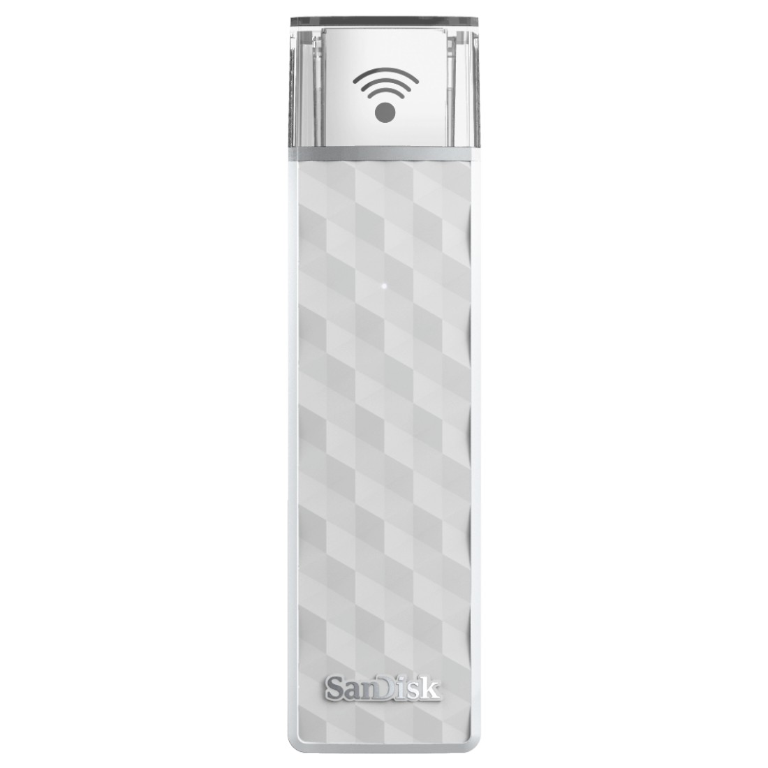SanDisk Connect Wireless Stick 200GB bílá