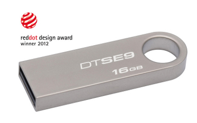 16GB Kingston USB 2.0 DataTraveler SE9