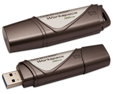 32GB Kingston USB 3.0 DataTraveler Workspace