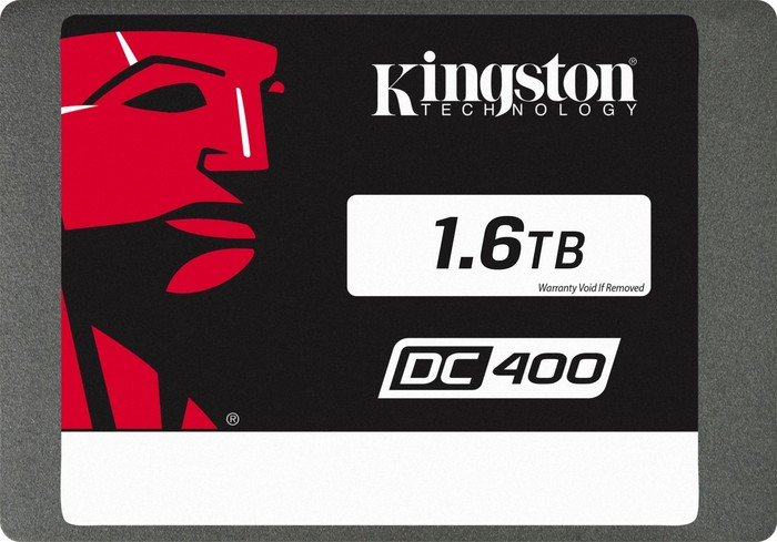 1600GB Kingston DC400 SSD SATA 3 2.5 7mm