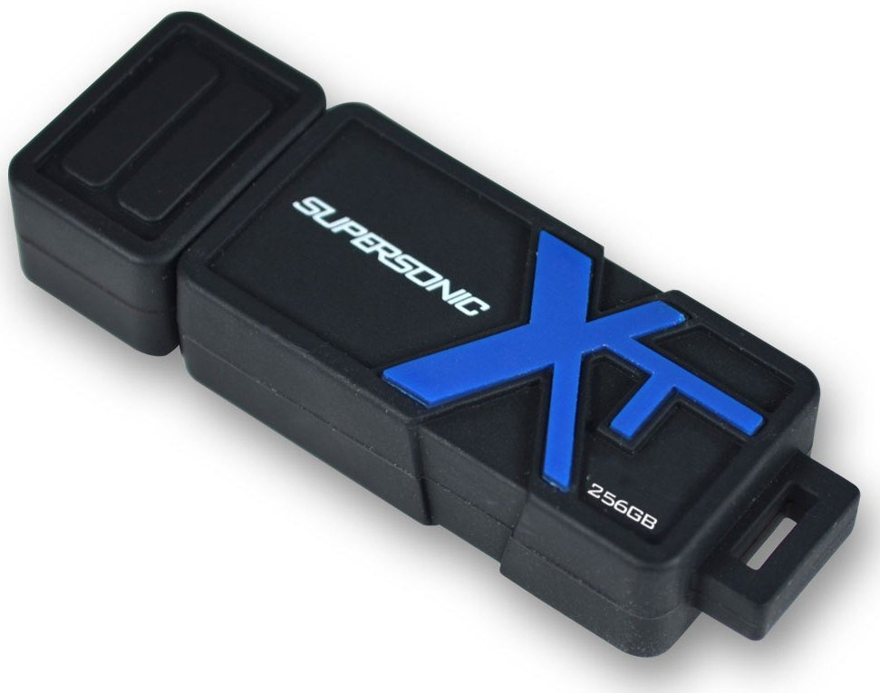 256GB Patriot Supersonic Boost USB 3.0 150/30MBs