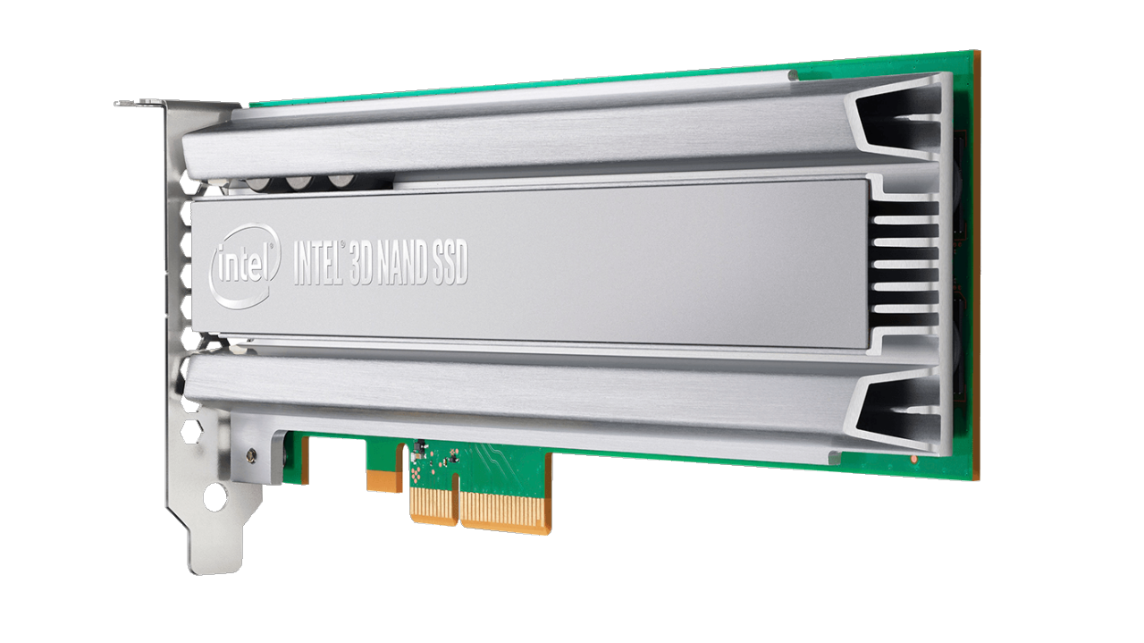 SSD 2TB Intel DC P4600 half-height PCIe 3.1 TLC