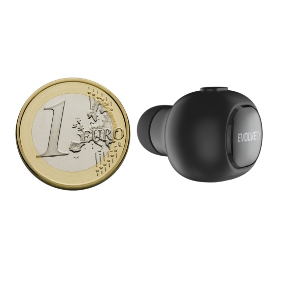 EVOLVEO AirStream A7, mini handsfree Bluetooth sluchátko