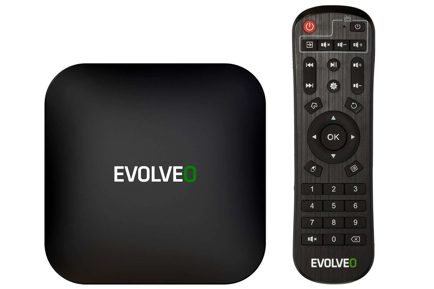 EVOLVEO MultiMedia Box C4, 8K Ultra HD multimediální centrum