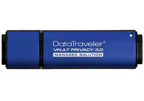 4GB Kingston DTVP30 USB 3.0 256bit AES Encrypted