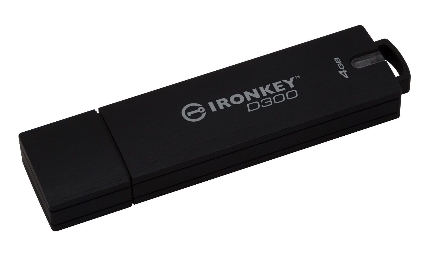 4GB Kingston IronKey D300 šifrovaný USB 3.0 FIPS Level 3