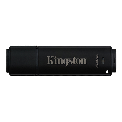 64GB Kingston USB 3.0 DT4000 G2 FIPS managed