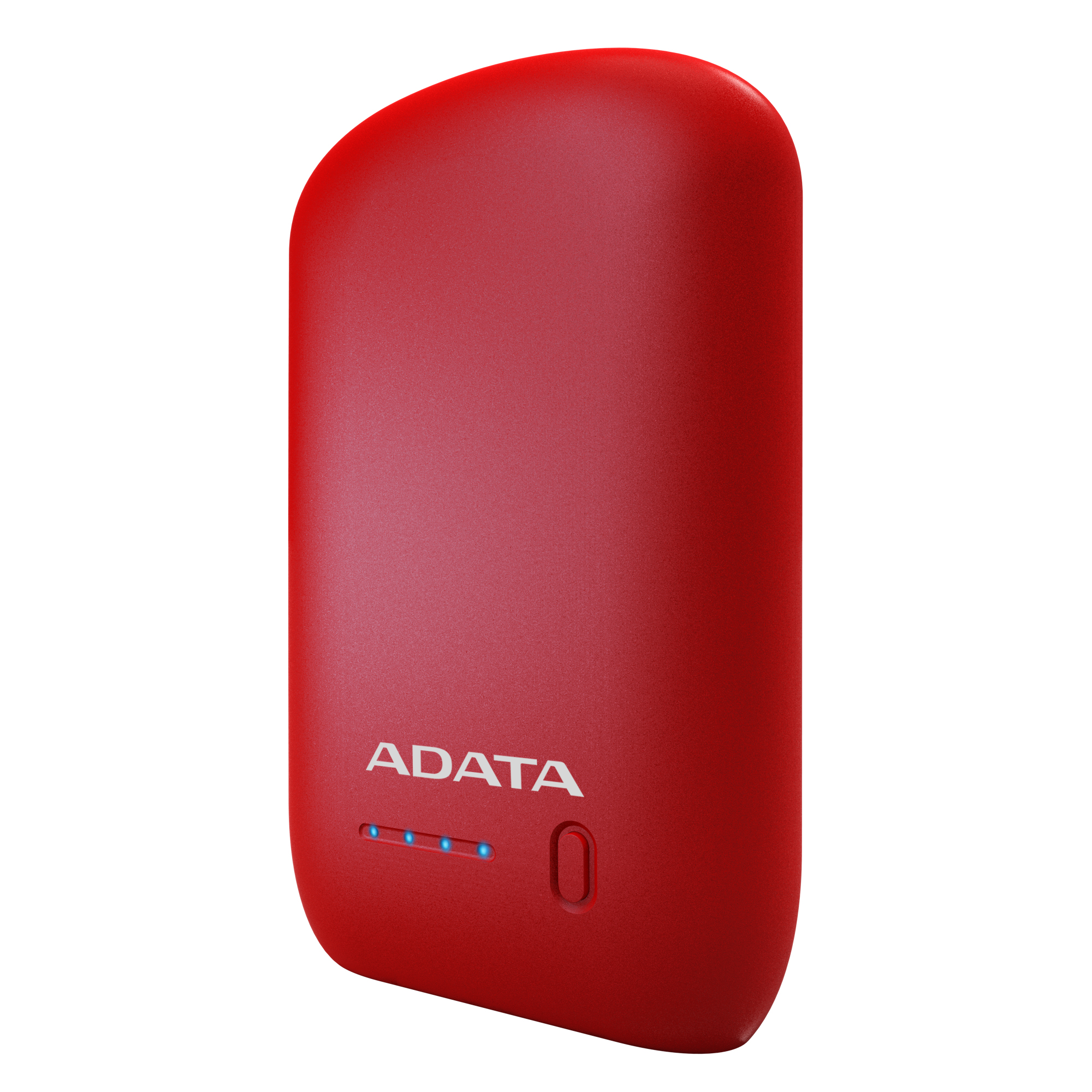 ADATA P10050 Power Bank 10050mAh červená