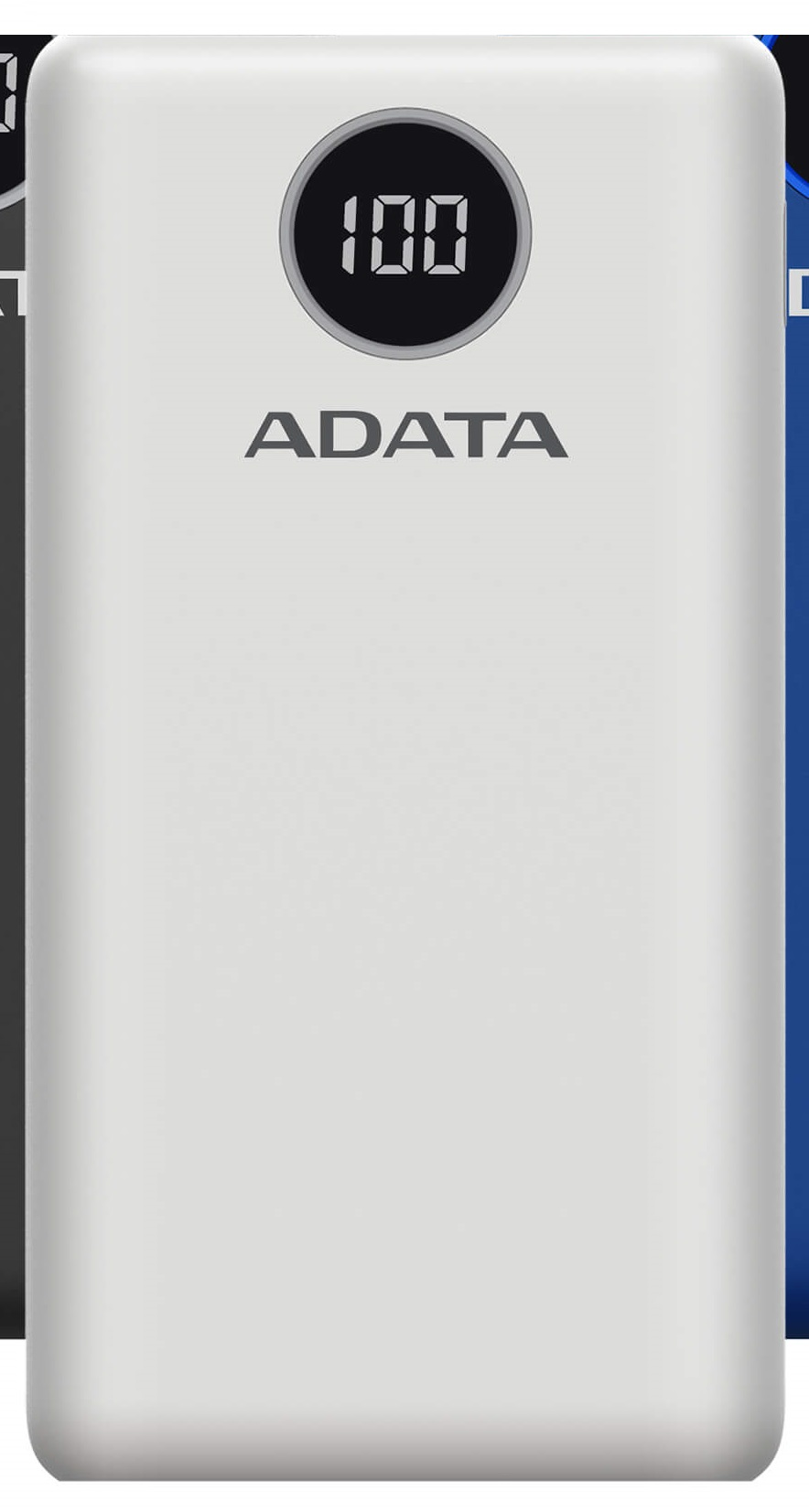 ADATA P20000QCD Power Bank 20000mAh bílá