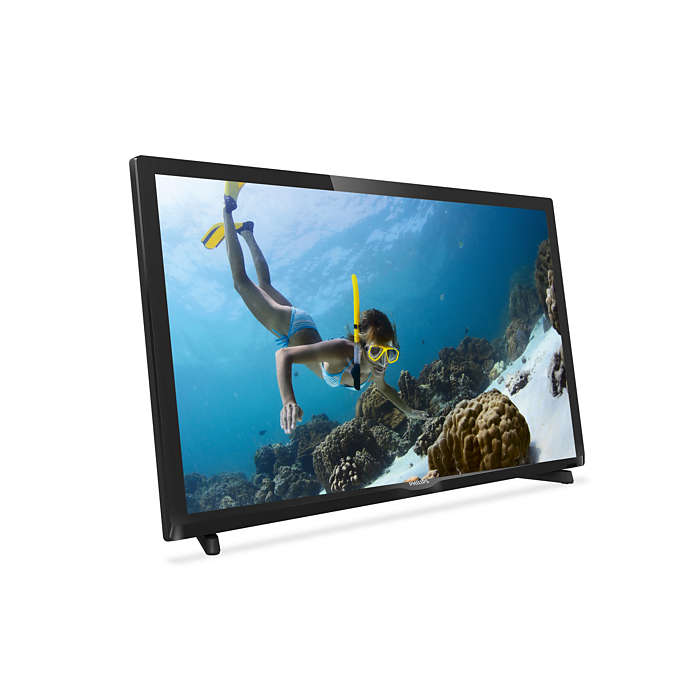 "24"" HTV Philips 24HFL3011T - EasySuite, AN"