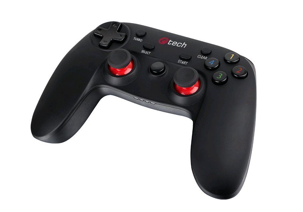 C-TECH Gamepad Lycaon pro PC/PS3/Android