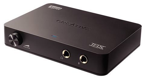 SB CREATIVE X-Fi HD USB