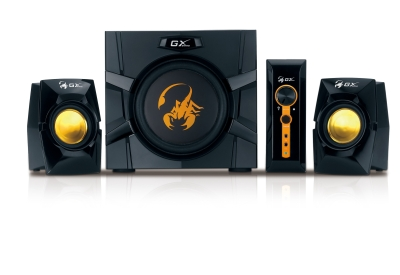 Speaker GENIUS SW-G2.1 3000 70W gaming