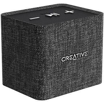 Speaker Creative NUNO Micro Bluetooth Wireless Speaker (Black)