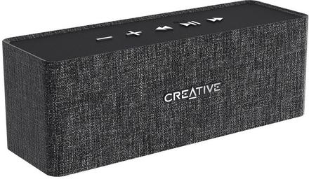Speaker Creative NUNO Bluetooth Wireless Speaker (Black)