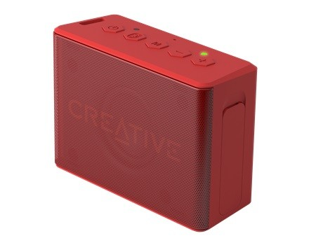 Speaker Creative MUVO 2C Bluetooth Wireless Speaker (Red)