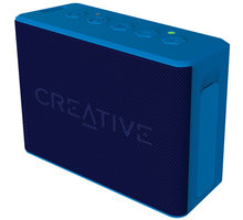 Speaker Creative MUVO 2C Bluetooth Wireless Speaker (Blue)