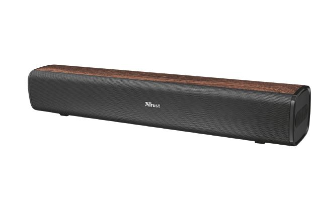 TRUST Vigor Wireless Bluetooth Soundbar - brown